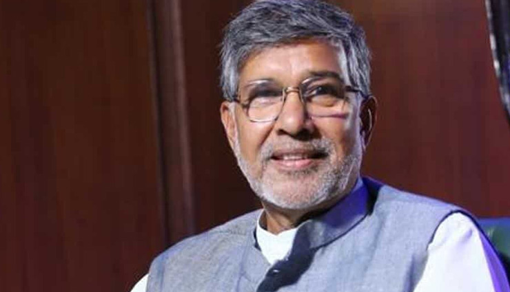 India's political class failed millions of kids by not discussing anti-trafficking bill says Kailash Satyarthi