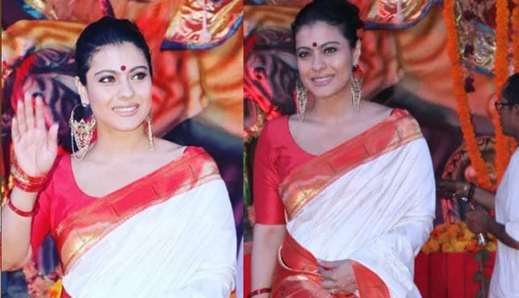 Bollywood actresses,durga puja saree,bengali look,fashion tips,rani mukharji,bipasha basu,sushmita sen,kajol,asishwarya rai ,बंगाली साडी, बोलीवुड एक्ट्रेस, फेशन टिप्स