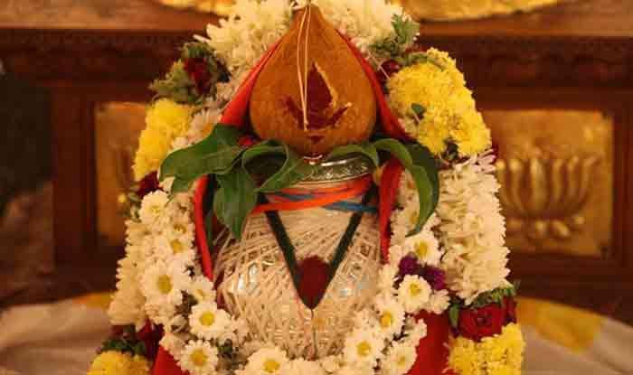 durga,maa durga,navratra mata,importance of kalash sthapana,navratri ,नवरात्रि स्पेशल, नवरात्रि स्थापना, नवरात्रि 2019, कलश स्थापना, शुभ मुहूर्त