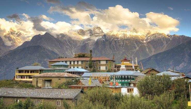 पर्यटन के लिहाज से बेहतरीन स्थान हैं हिमाचल प्रदेश का कल्पा, खूबसूरती मन मोहने वाली