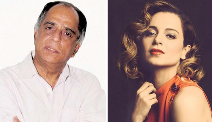 Kangana Ranaut's original Bollywood debut to be revived by Pahlaj Nihalani with another actress