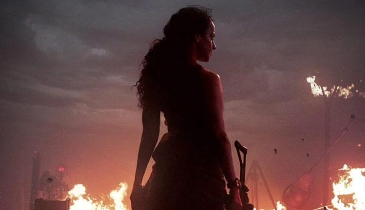 कंगना रनौत की अगली फिल्म 'धाकड़', पोस्टर जारी, दिखाई 'टाइग्रेस' की झलक
