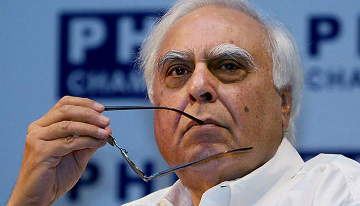BJP में शामिल होने को लेकर बोले कपिल सिब्बल - 'जीते-जी तो हरगिज़ नहीं'