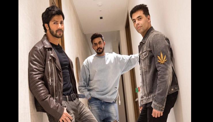 Karan Johar and Varun Dhawan To Unite Again