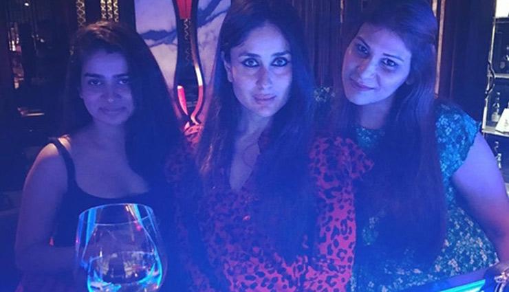 Kareena Kapoor Khan enjoys a wild night with her real life 'Veeres'