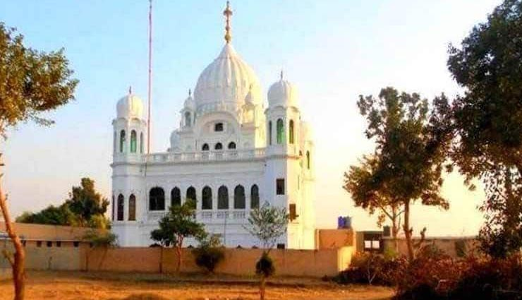 pakistan,kartarpur piligrims,imran khan,india,news,news in hindi ,करतारपुर स्थित दरबार साहिब