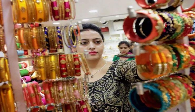 करना चाहती हैं करवा चौथ की शॉपिंग, दिल्ली के ये 4 बाजार रहेंगे परफेक्ट