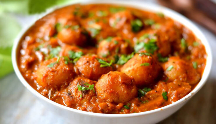 Summer Recipe- Give Kashmiri Dum Aloo a Try