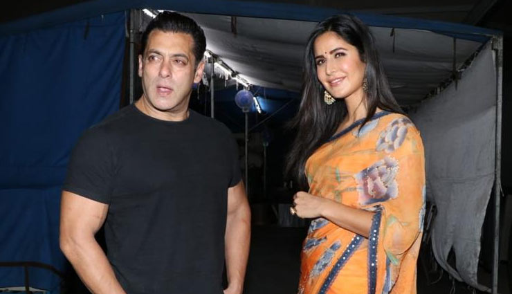 Salman Khan,katrina kaif,salman khan new movie,salman khan news,bharat,bharat screens,bharat promotion,bharat movie,entertainment,bollywood ,सलमान खान,भारत,कैटरिना कैफ