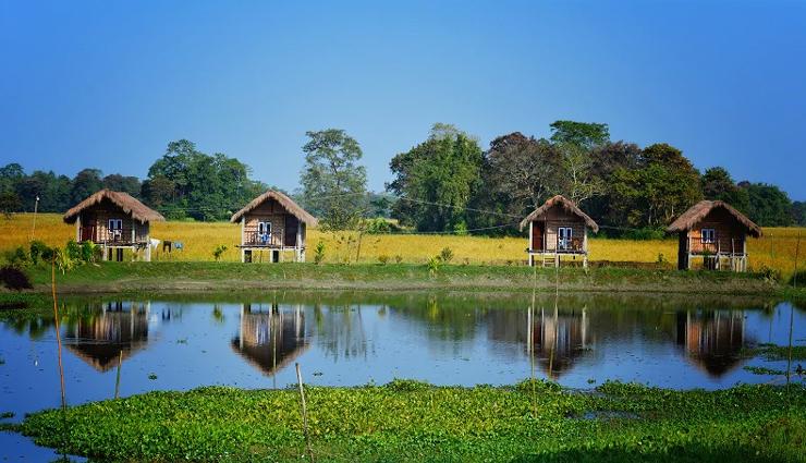 majuli,sibsagar,tea estate,kakochang waterfall,mystery of jatinga,attractions to enjoy around kaziranga national park,kaziranga national park