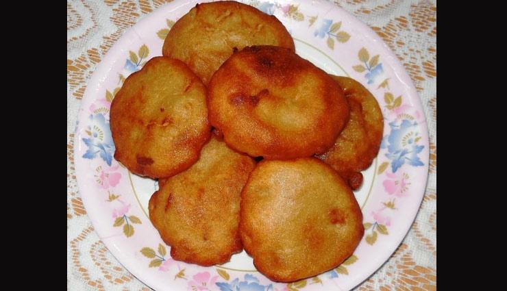 hunger struck,diwali special,recipe banana pue,recipe ,दिवाली स्पेशल, रेसिपी केले के पुए, रेसिपी, केले के पुए, केला रेसिपी, मिठाई