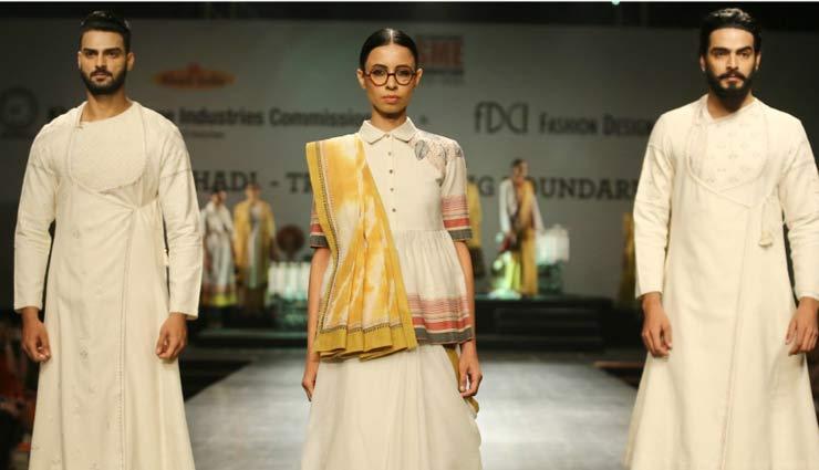 khadi fashion is in trend,fashion tips,fashion trends,khadi fashion,khadi clothes ,चलन में है खादी का फैशन , फैशन टिप्स, फैशन ट्रेंड्स