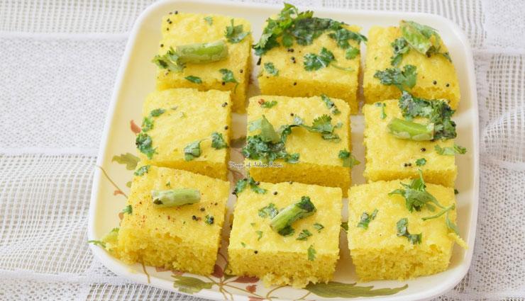 khaman dhokla,dhokla recipe,snacks recipe,recipe