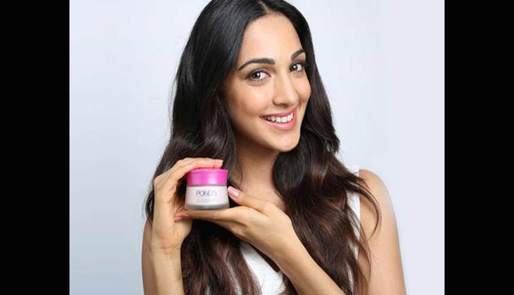 VIDEO- Kiara Advani is the new face for Ponds moisturiser