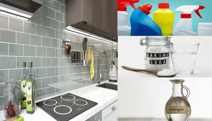 cleaning tips,cleaning tips in hindi,kitchen tiles cleaning tips,home remdies to clean kitchen tiles ,किचन टाइल्स की सफाई, साफ़-सफाई के टिप्स, टाइल्स की सफाई के उपाय, सफाई के घरेलू उपाय