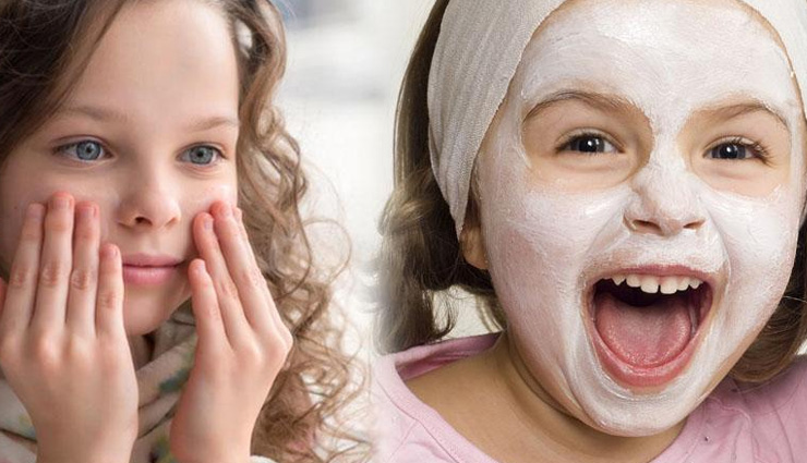 5 Natural Ways To Keep Your Kids Skin Soft