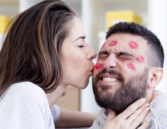 Valentines Special- 5 Types of Kisses Every Love Bird Should Try