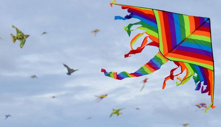 जाने सबसे पहले किसने उड़ाई थी मकर संक्रांति के दिन पतंग