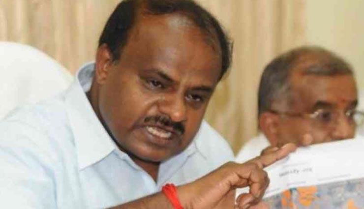 बीजेपी ने JDS विधायकों को दिया 100 करोड़ और कैबिनेट पद का ऑफर : एचडी कुमारस्वामी