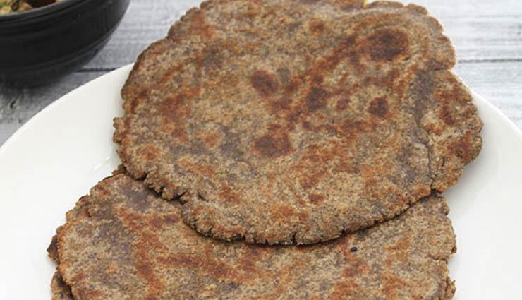 kuttu ka paratha,kuttu recipe,paratha recipe,fasting recipe,navratri recipe,navratri special