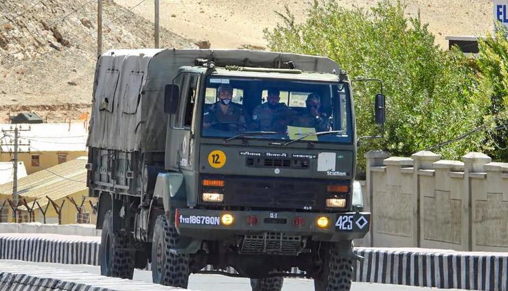 Shots fired / China claims India fired warning shots at LAC, Army response awaited
