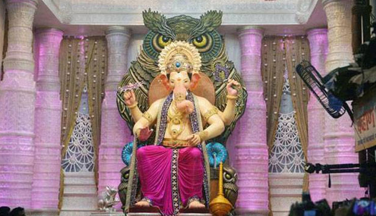 This Ganeshotsav Lalbaugcha Raja is Going Eco Friendly
