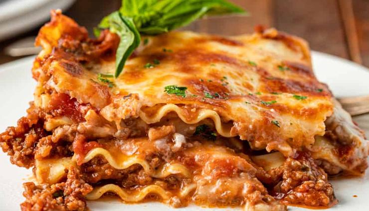lasagna,snacks recipe,party snacks recipe,main course recipe