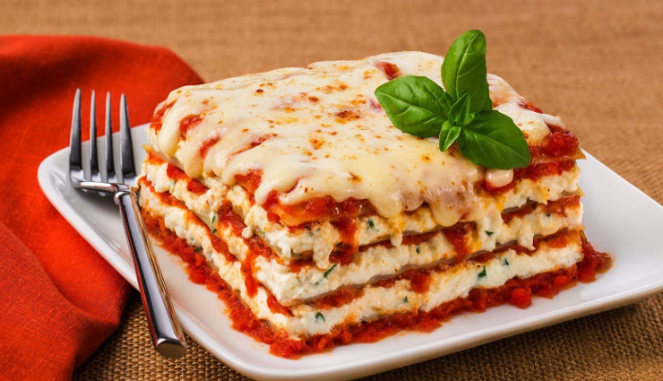 Recipe- Easy To Make Delicious Lasagna