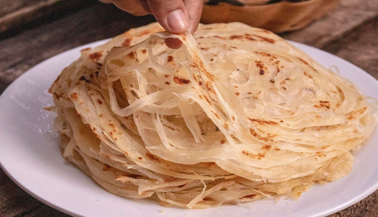 south indian style layered parota,layerd parota,hunger struck,food,easy recipes