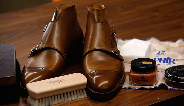 leather shoes,leather shoes care tips,shoes care tips,shoes polishing tips