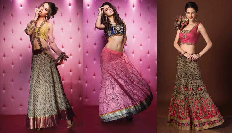 5 Ways To Look Stylish in Lehenga Skirt