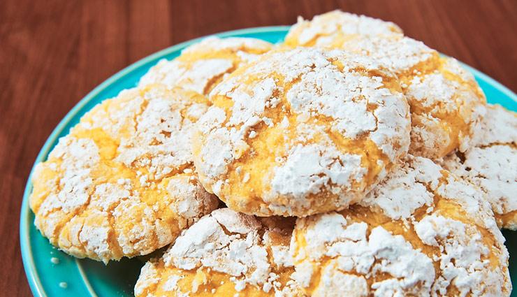 lemon butter cookie,cookie,snacks recipe ,लेमन बटर कुकीज रेसिपी, कुकीज रेसिपी, रेसिपी, स्नैक्स, स्नैक्स रेसिपी