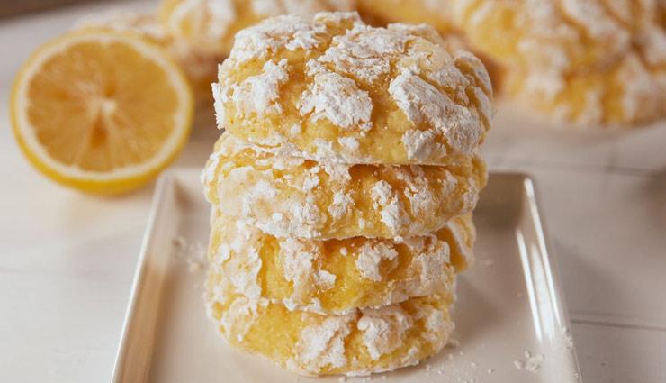 स्नैक्स के तौर पर आजमाकर देखें 'लेमन बटर कुकीज', स्वाद बना देगा आपको दिवाना #Recipe