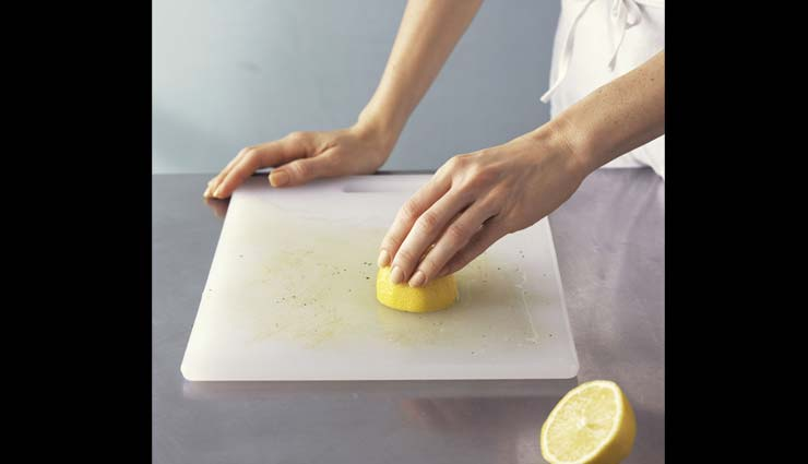 5 Ways To Use Lemon To Clean House