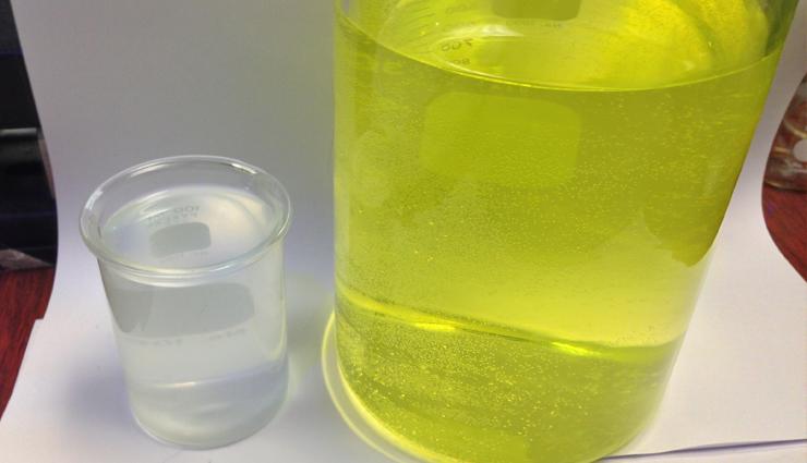 Pee vitamins neon 6 Things