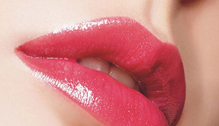 beauty tips,lips care,home remedies to take care lips,dry lips care ,होठ, पुदीना, चीनी, फटे होठ, होठों की सुरक्षा, ब्यूटी टिप्स, खूबसूरत चेहरा