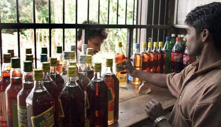 ऑड-ईवन फॉर्मूले के साथ दिल्ली में आज से खुली शराब की दुकानें