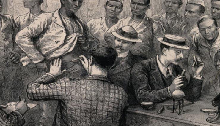 weird news,weird incident,lockdown during british era,plague ,अनोखी खबर, अनोखी जानकारी, अंग्रजों के समय लॉकडाउन, प्लेग और हैजा की बीमारी