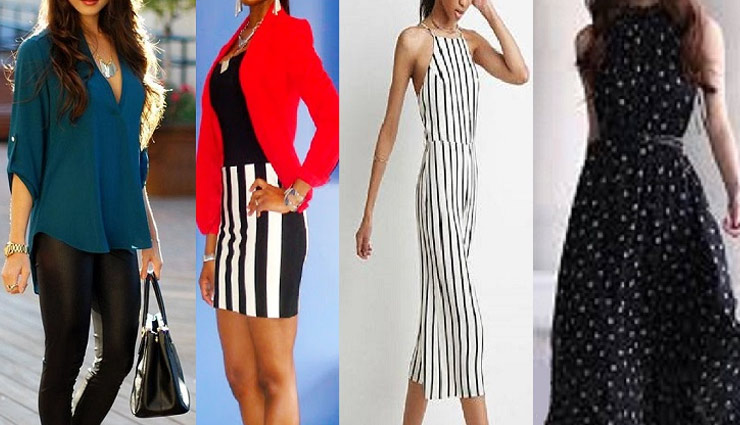 5 Fashion Tips To Look Thin in Any Dress