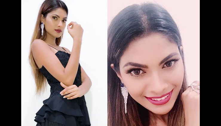 lopamudra raut,lopamudra raut instagram pics,lopamudra raut latest photos,khatron ke khiladi season 8,pain in spain,latest lopamundra raut photos