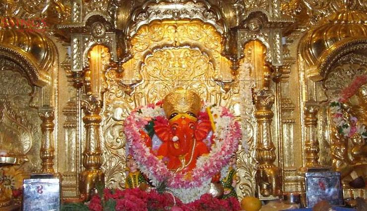 Ganesh Chaturthi 2018 : गणेश चतुर्थी पर महाराष्ट्र के इन मंदिरों में पूजन से मिलता हैं बप्पा का आशीर्वाद