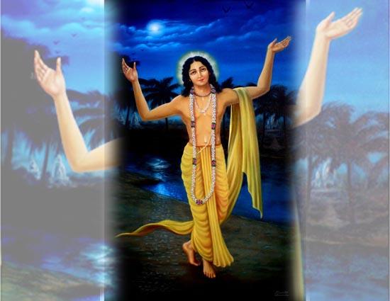 Makara Sankranti - Story of Lord Gauranga and Ganga
