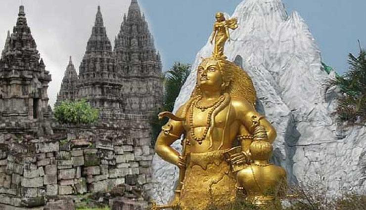 अपनी भव्यता के लिए जाने जाते है विदेशो में बने ये शिव मंदिर