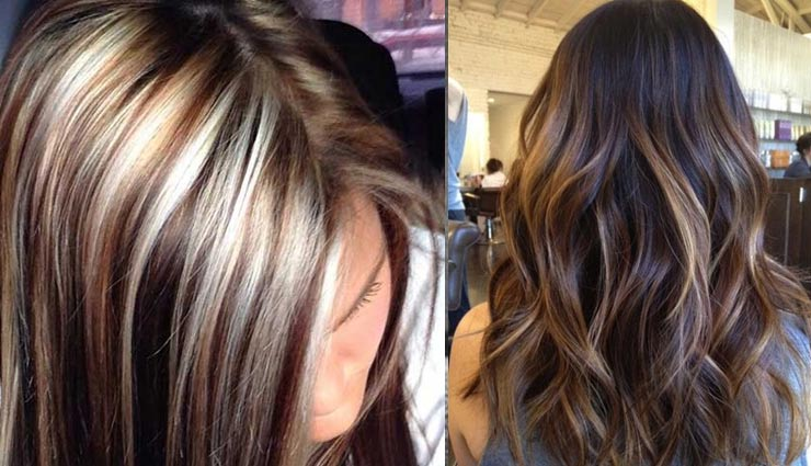 Highlights and Lowlights of Hair Coloring - lifeberrys.com