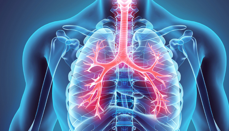 7 Key Nutrients That are Good For Your Lungs