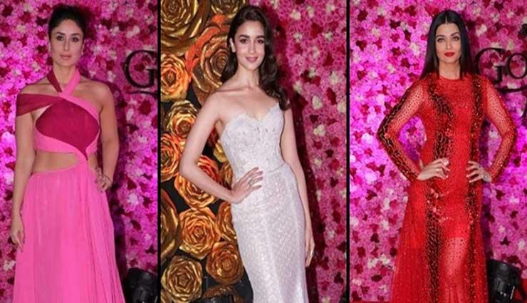 Lux Golden Rose Awards 2018: Alia Bhatt, Kareena Kapoor, Aishwarya Rai Bachchan and others dazzle on the red carpet