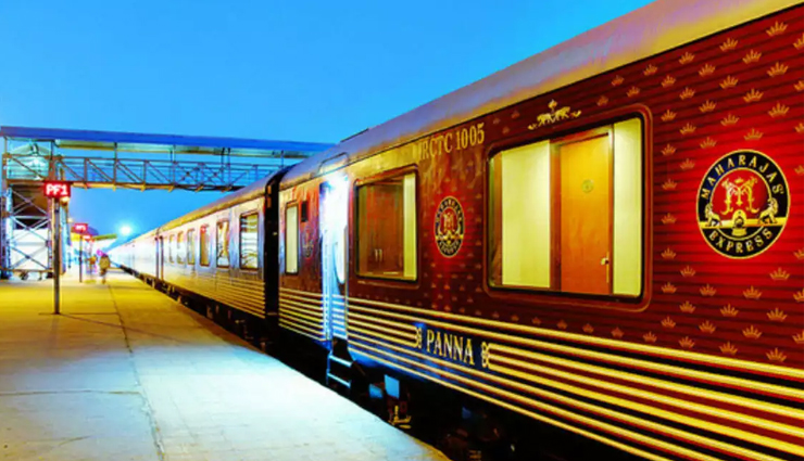 10 Most Luxurious Train in India