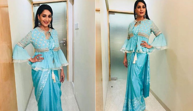 fashion trends,fashion tips,saree,saree with jacket,bollywood celebs,navratri,navratri special,navratri fashion ,फैशन ट्रेंड्स, फैशन टिप्स, साड़ी, साड़ी फैशन, बॉलीवुड सेलेबस, नवरात्रि, नवरात्रि स्पेशल, नवरात्रि फैशन