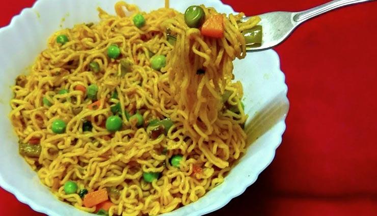 वीकेंड पर ले 'मैगी नूडल्स बिरयानी' का मजा, जानें बनाने का आसान तरीका #Recipe