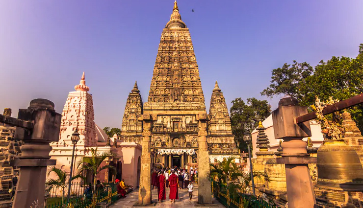 interesting facts about mystic mahabodhi temple,mahabodhi temple,lord buddha attained enlightenment,lord buddha enlightenment,weird facts